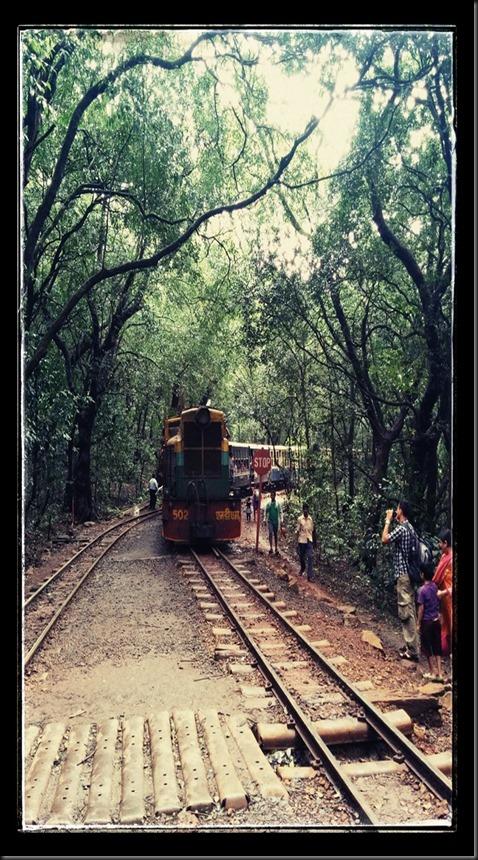 Travel Diaries: Matheran..