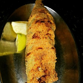 Mackerel(Bangda) rava Fry