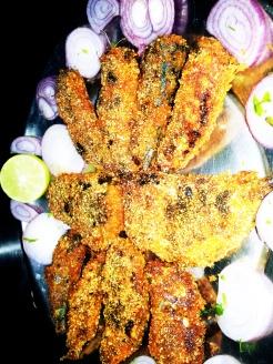 Various fish- Rawa Fry