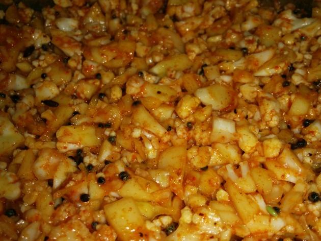 Cauliflower nonche