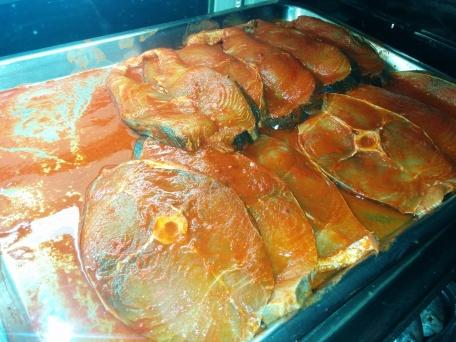 King Fish(Anjal, Surmai,Isoun)