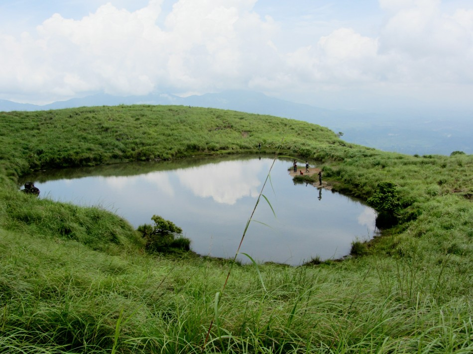 Heart shaped lake also called as Hriday Saras in local language.