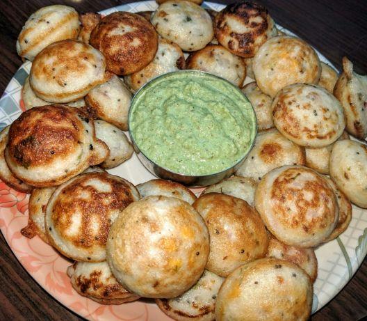 Appe.. Pic courtesy: Shamala Bhat,Bengaluru